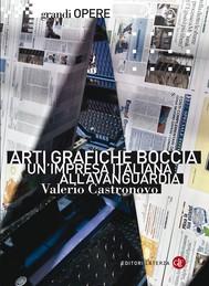 Arti Grafiche Boccia - copertina