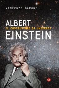 Albert Einstein - copertina