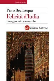 Felicità d'Italia - copertina