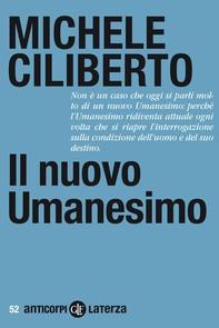 Il nuovo Umanesimo - Librerie.coop