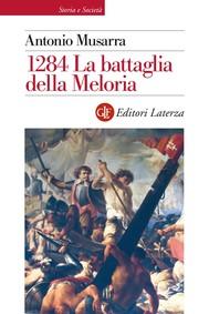 1284 La battaglia della Meloria - copertina