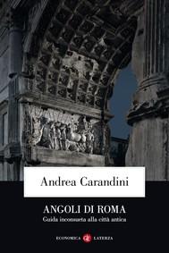 Angoli di Roma - copertina