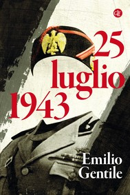 25 luglio 1943 - copertina