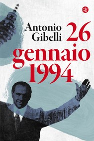26 gennaio 1994 - copertina