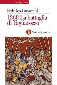 1268 La battaglia di Tagliacozzo - copertina