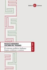 Il sistema politico italiano - Librerie.coop