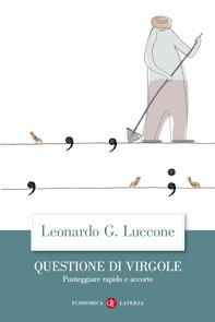 Questione di virgole - Librerie.coop