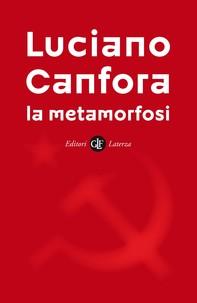 La metamorfosi - Librerie.coop