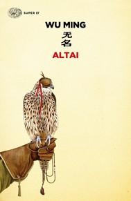 Altai - copertina