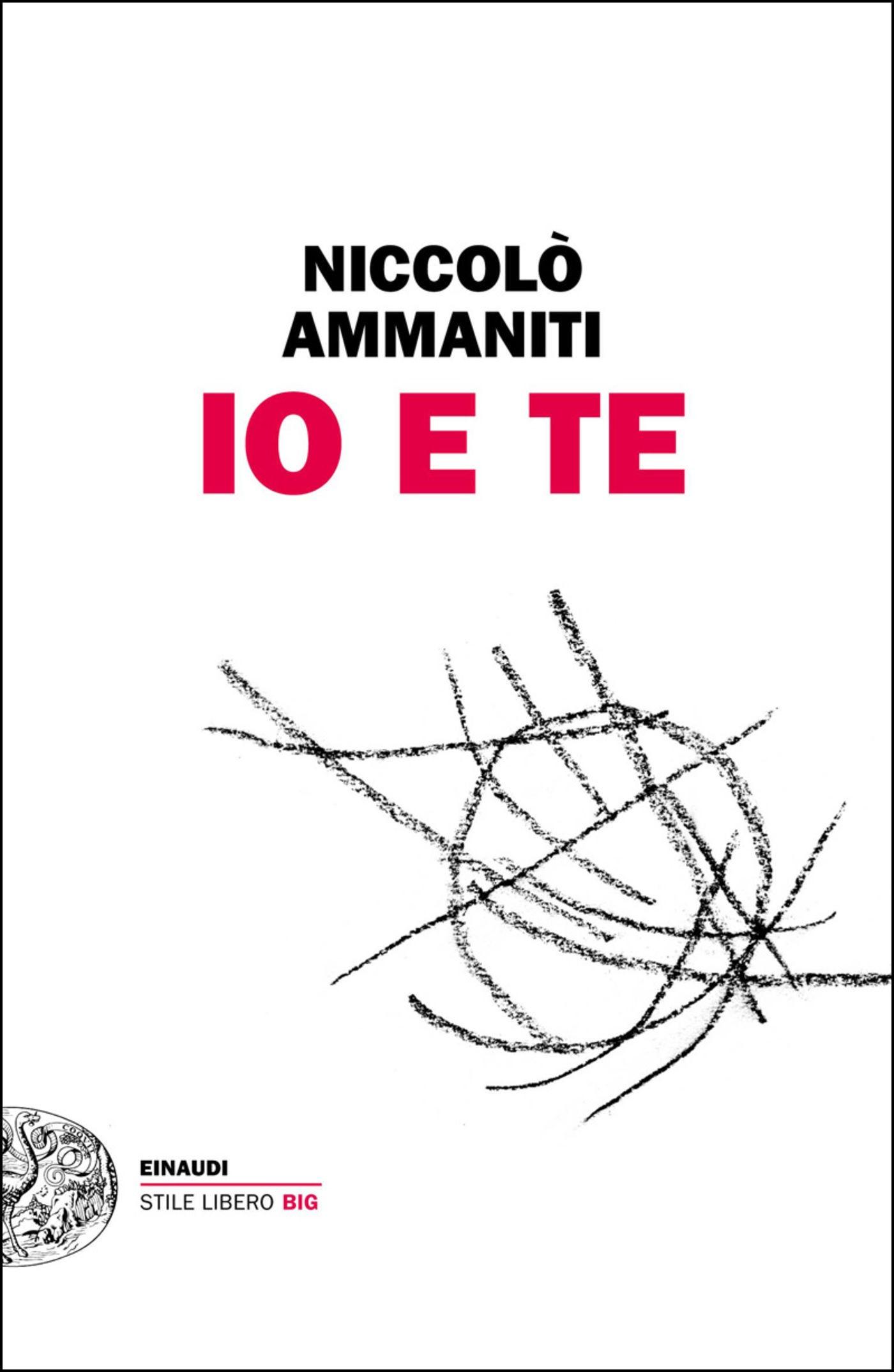 Io E Te Niccolò Ammaniti Ebook Bookrepublic
