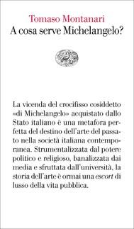 A cosa serve Michelangelo? - copertina
