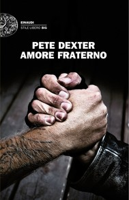 Amore fraterno - copertina