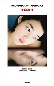 1Q84 - Libro 1 e 2 (Versione italiana) - copertina