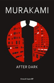 After Dark - copertina