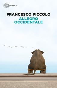 Allegro occidentale - copertina