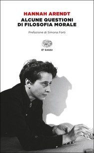 Alcune questioni di filosofia morale - copertina