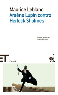 Arsène Lupin contro Herlock Sholmes - copertina