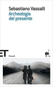Archeologia del presente - copertina