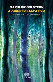Arboreto salvatico - copertina