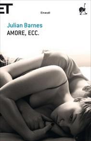 Amore, ecc. - copertina