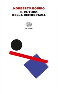Il futuro della democrazia - copertina