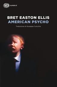 American Psycho - copertina