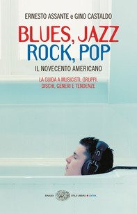 Blues, Jazz, Rock, Pop - Librerie.coop