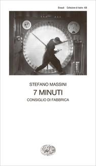 7 minuti - copertina