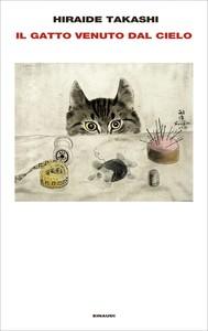 Il gatto venuto dal cielo - copertina