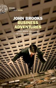 Business Adventures - copertina