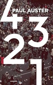 4 3 2 1 (versione italiana) - copertina