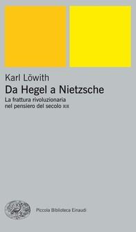 DA HEGEL A NIETZSCHE - Librerie.coop