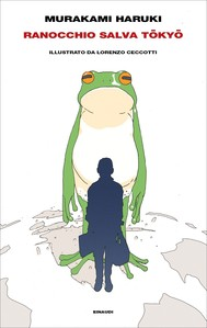 Ranocchio salva Tokyo - copertina