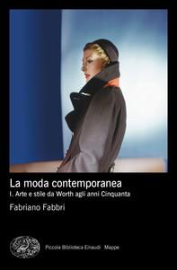 La moda contemporanea - Librerie.coop