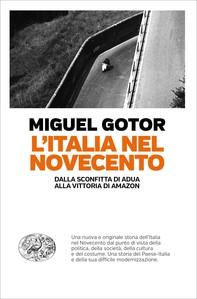 L'Italia nel Novecento - Librerie.coop