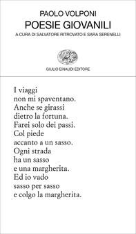 Poesie giovanili - Librerie.coop