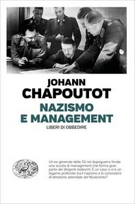 Nazismo e management - Librerie.coop