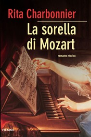 La sorella di Mozart - copertina