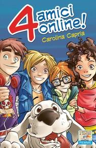 4 amici online - copertina