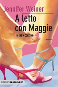 A letto con Maggie - copertina