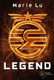 Legend - copertina