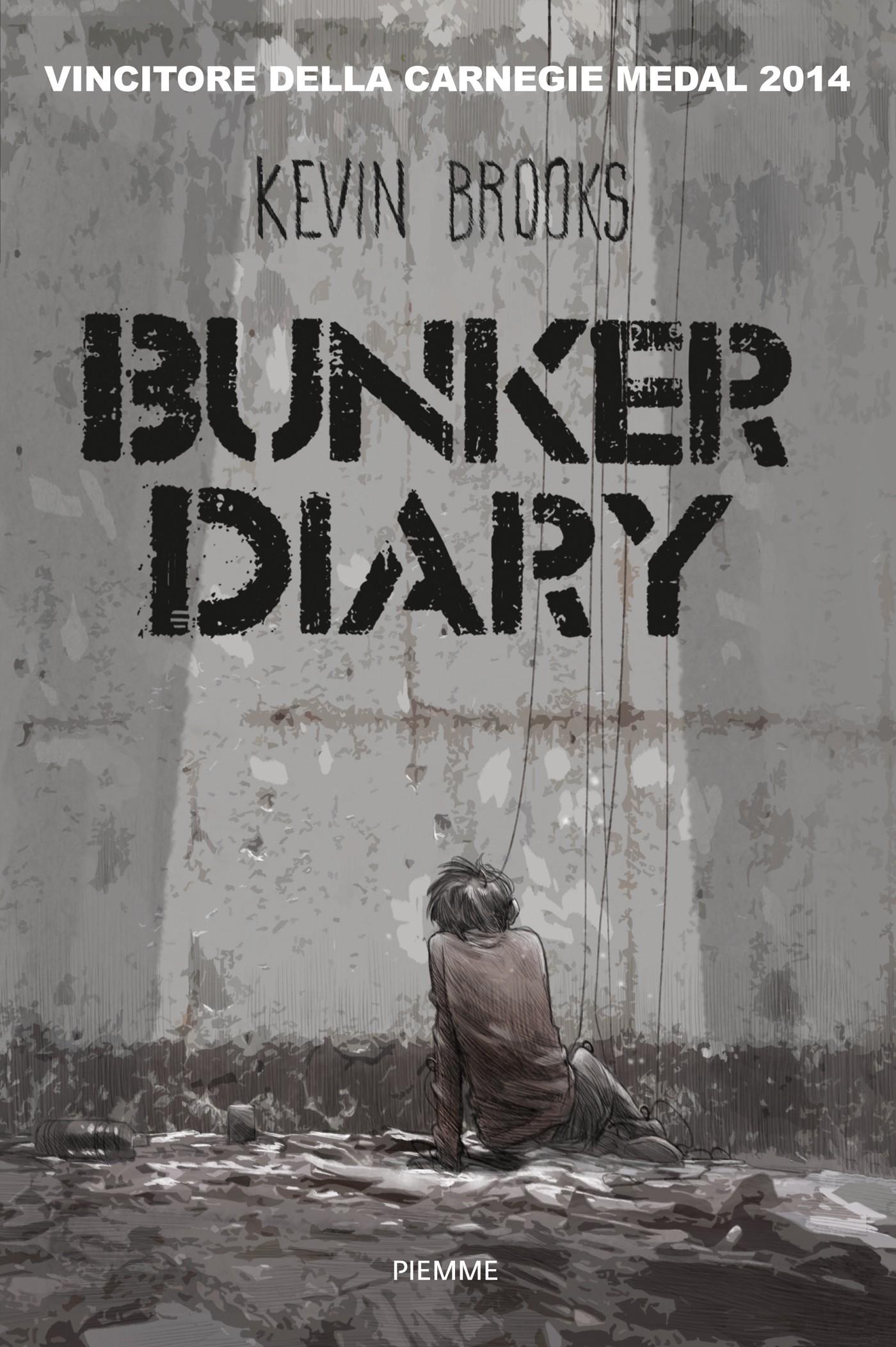 Bunker Diary - edizioni PIEMME