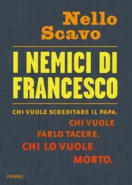 I nemici di Francesco - copertina