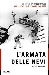 L'armata delle nevi - Librerie.coop