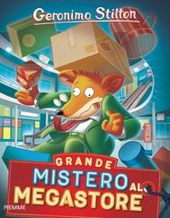 Grande mistero al Megastore! - copertina
