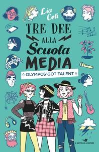 Olympos' Got Talent - Tre dee alla scuola media - Librerie.coop