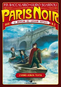 Paris Noir 2 - L'uomo senza testa - Librerie.coop
