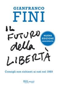 Il futuro della libertà - copertina