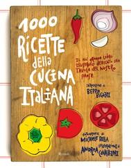 1000 ricette della cucina italiana - copertina