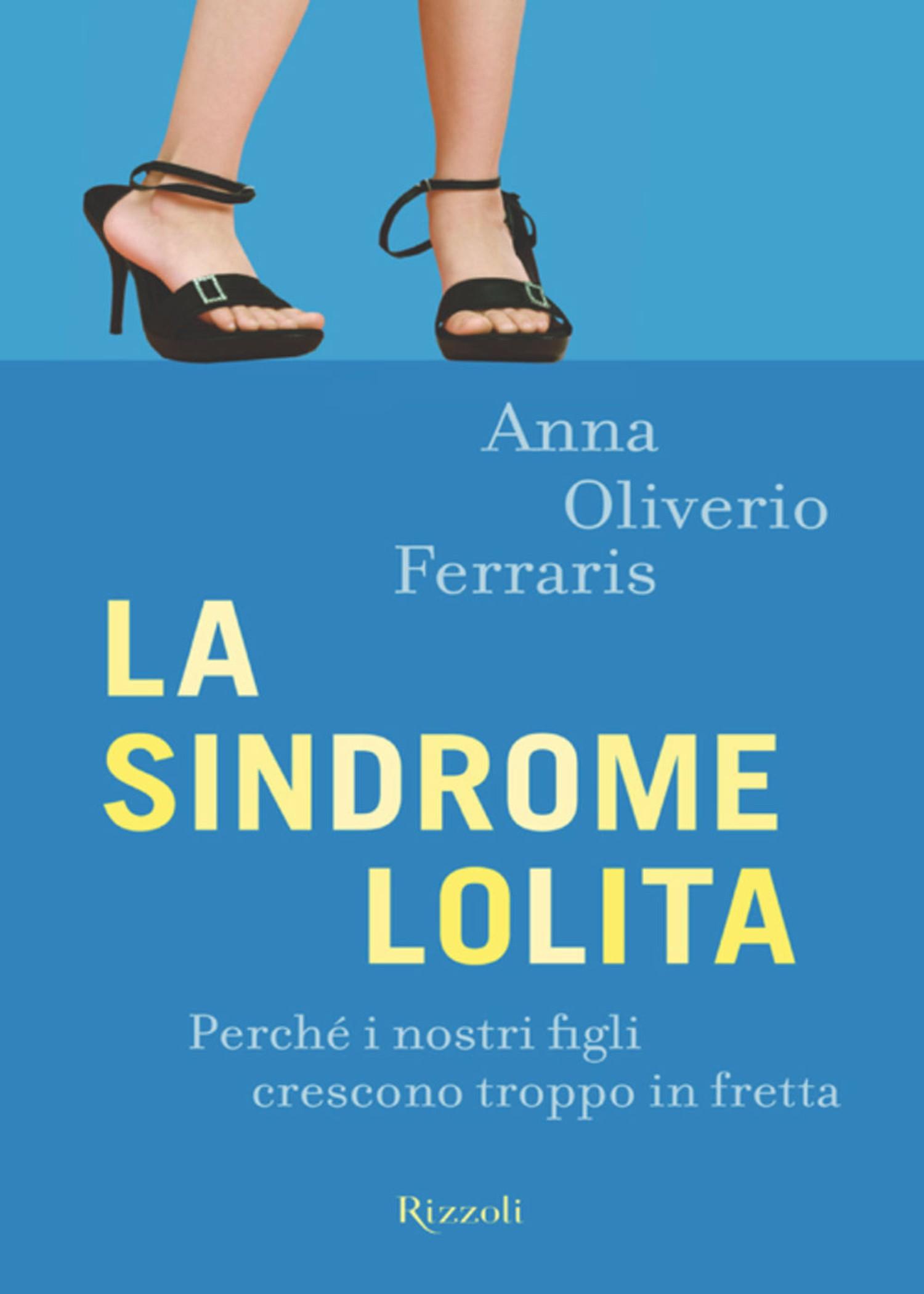 Book Cover Images Api : La sindrome lolita anna oliverio ferraris ebook